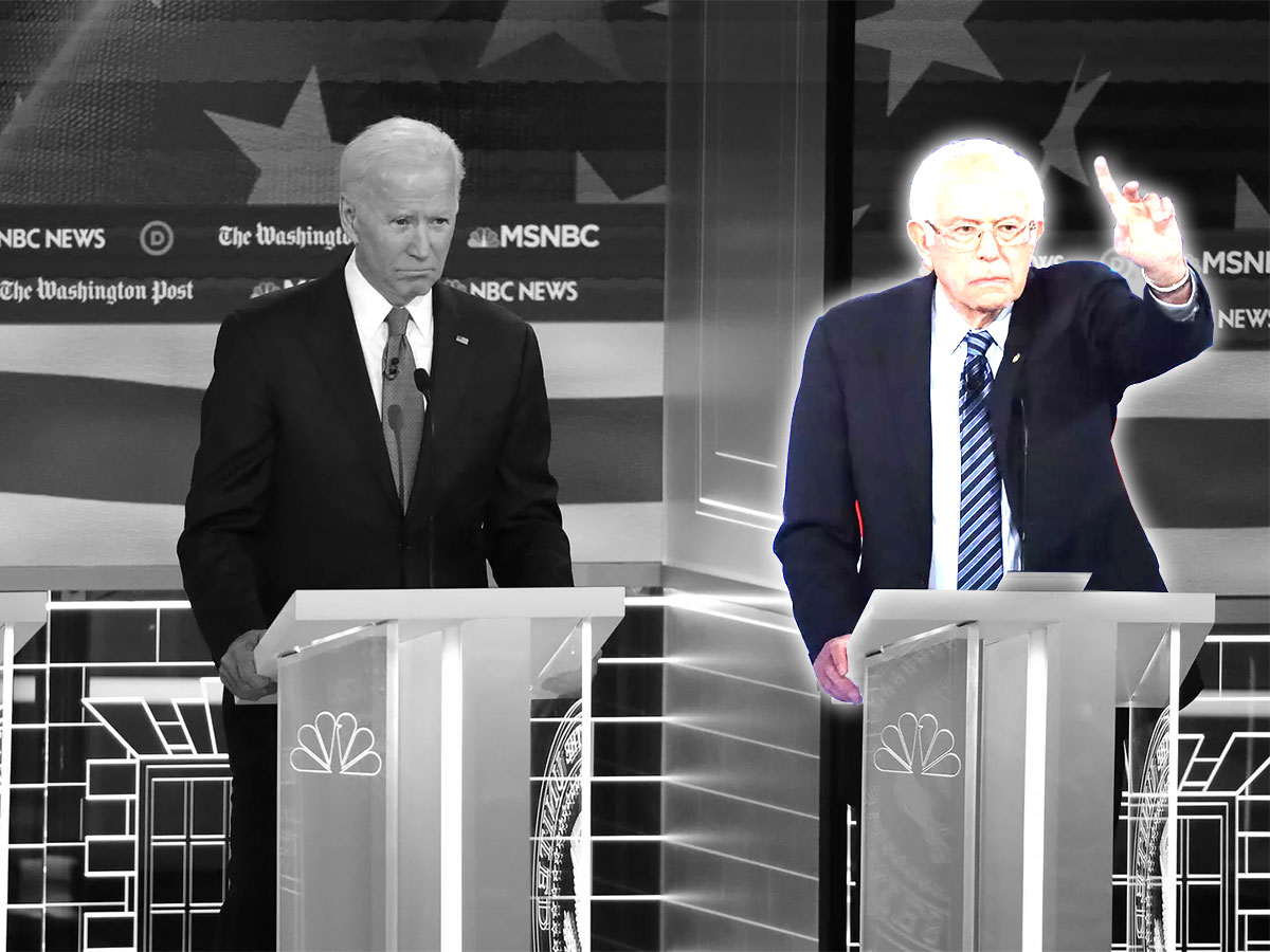 Democratic Nomination betting odds 202 Presidential Elections