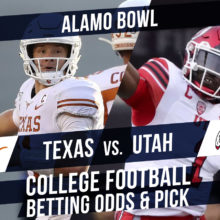 Betting on the Alamo Bowl: Texas vs. Utah Betting Line & Pick
