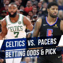 Celtics vs Pacers NBA Betting Lines and Picks Week 8