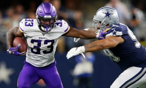 Cook is the Viking's most important player.