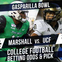 Gasparilla Bowl 2019 Marshall vs UCF Betting Line And Pick