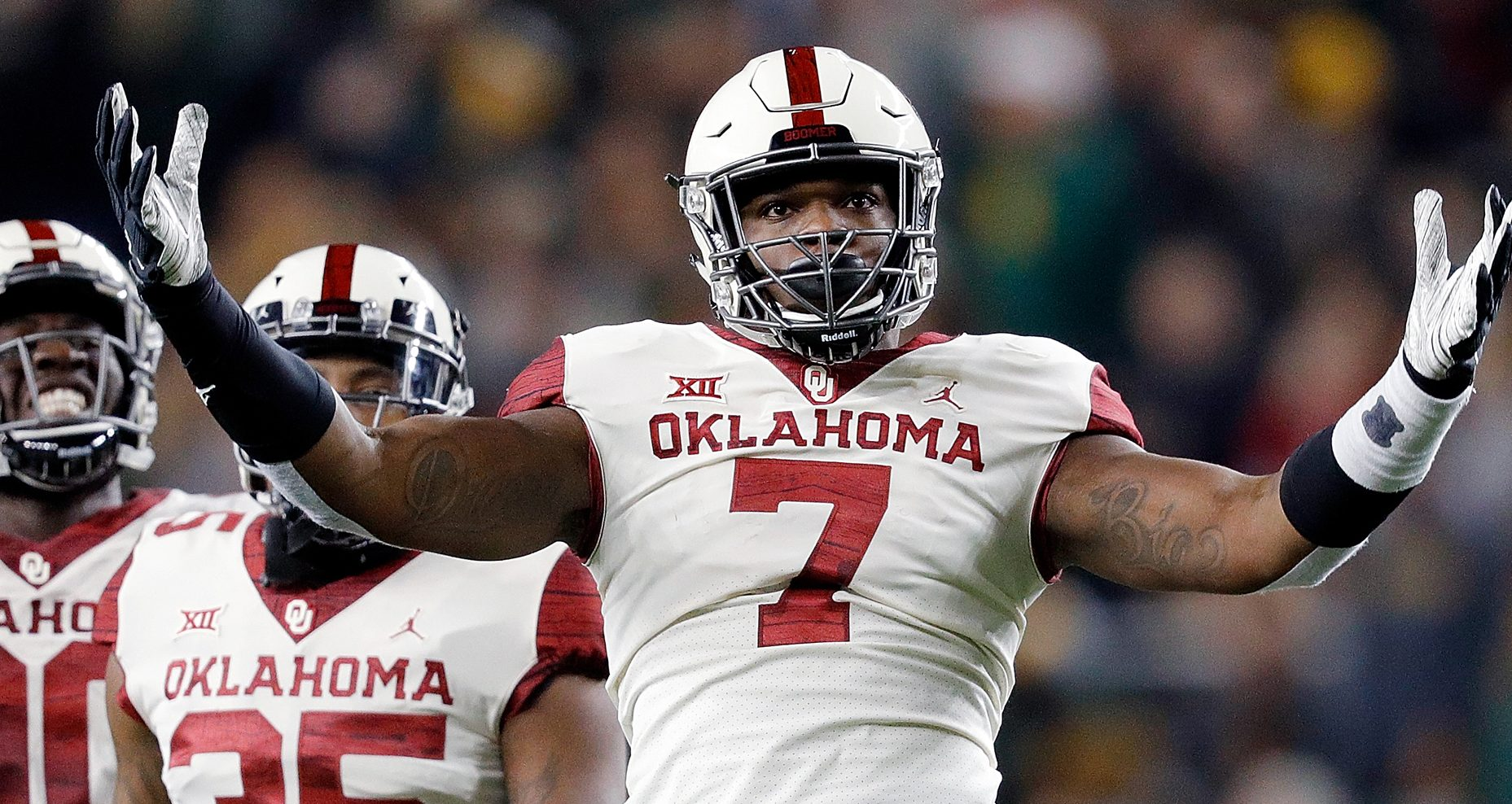 Three Sooners suspended for CFP Semifinal against LSU