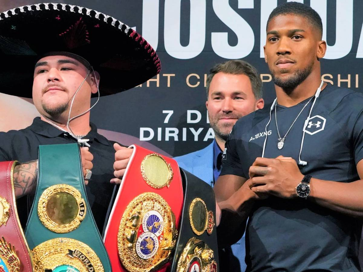 Andy Ruiz Jr. Vs. Anthony Joshua 2 Free Expert Betting Pick And Odds