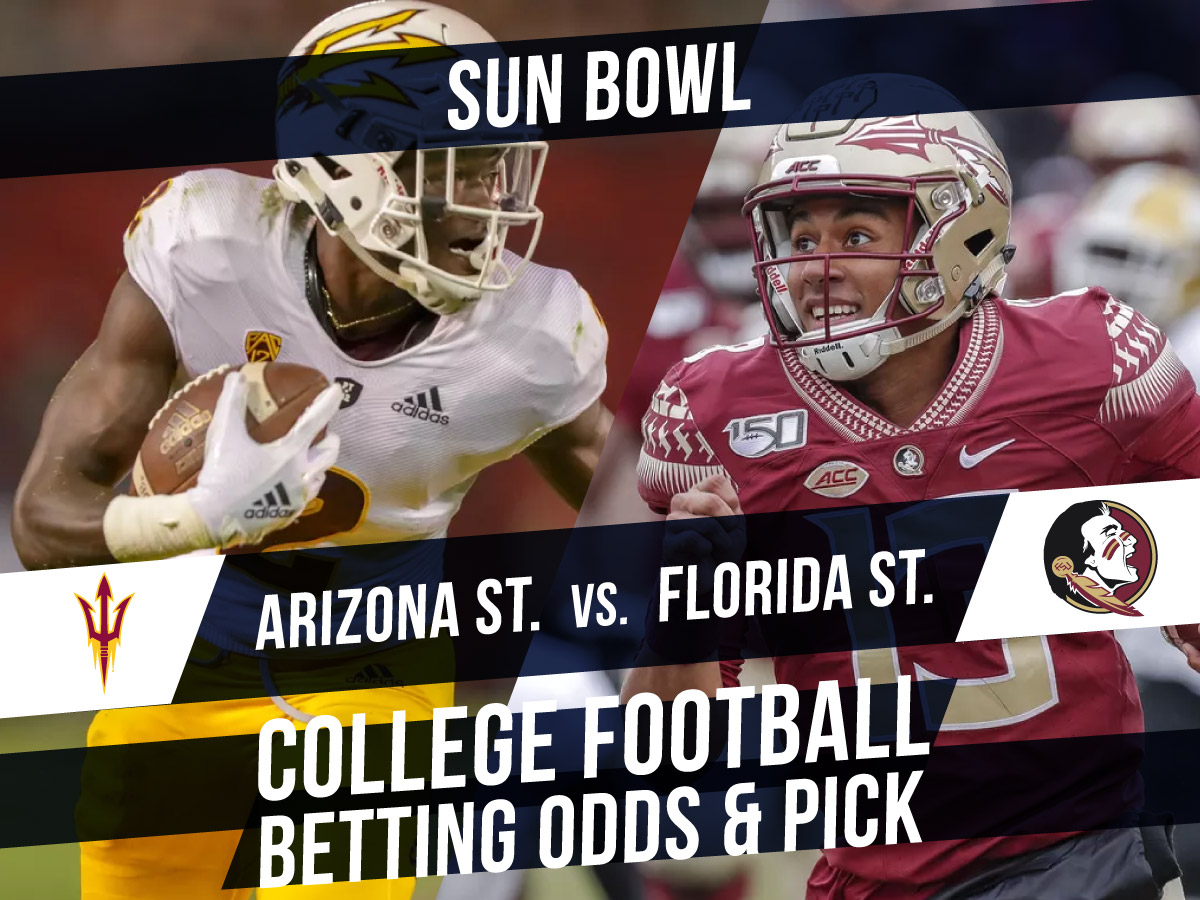 Betting on the Sun Bowl: Arizona State Vs. Florida State Betting Line & Pick