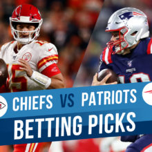 Chiefs Vs. Patriots NFL Week 14 Free Betting Picks And Odds