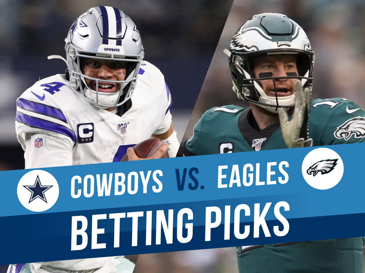cowboys eagles betting
