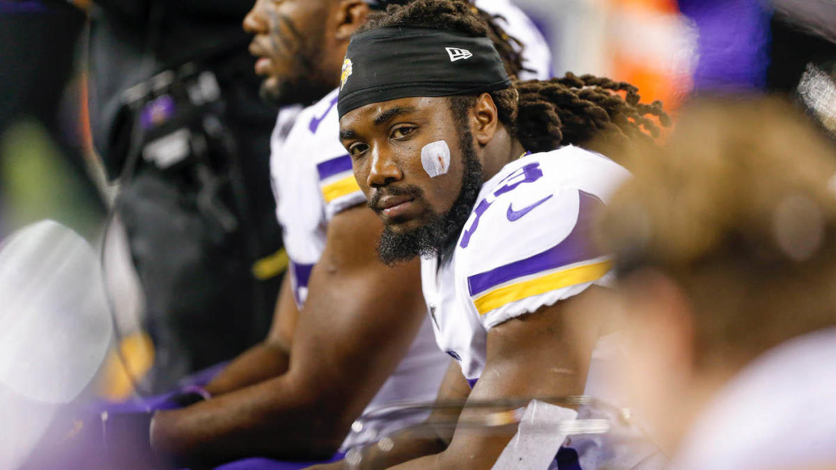 Minnesota's Dalvin Cook injured during game against Chargers