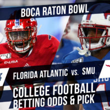 Betting on the Boca Raton Bowl: Florida Vs. SMU