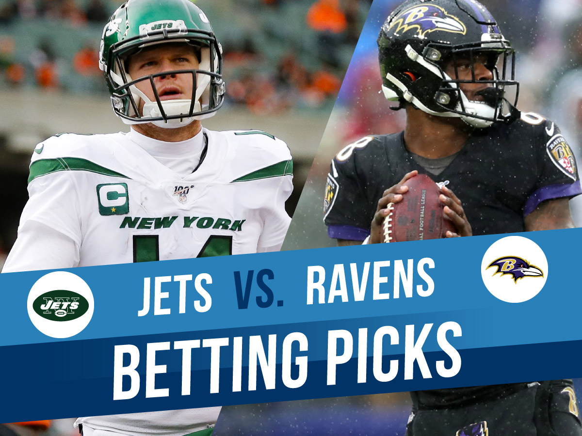 Jets Vs. Ravens NFL Week 15 Betting Picks And Odds