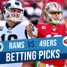 LA Rams Vs. San Francisco 49ers NFL Week 16 Free Expert Betting Picks And Odds