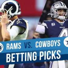 Rams Vs. Cowboys NFL Week 15 Free Expert Betting Picks And Odds