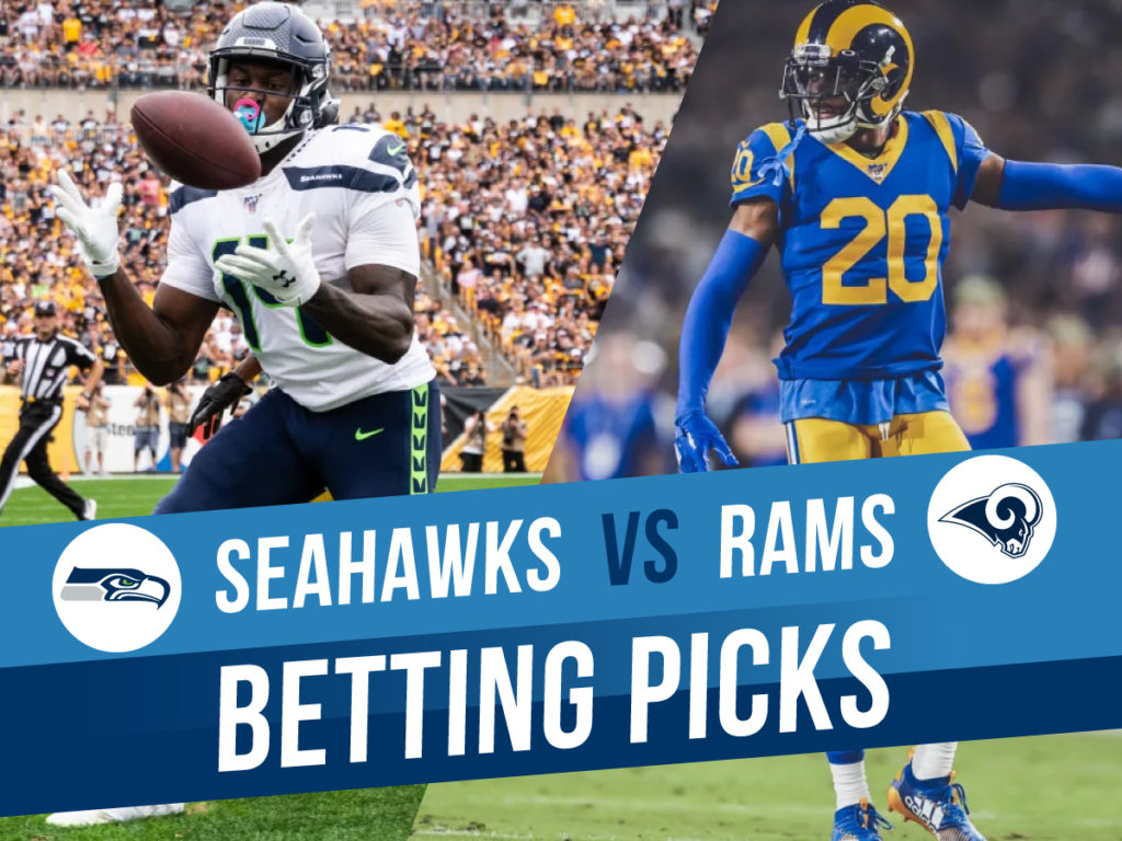 Seahawks Vs Rams Nfl Week 14 Betting Picks And Odds