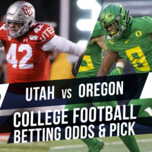 Utah At Oregon | College Football Betting Lines & Pick