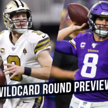 2019 NFL Wildcard Round Expert Betting Preview