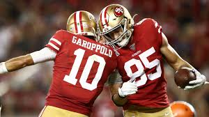 The San Francisco team struggles when facing a mobile quarterback.