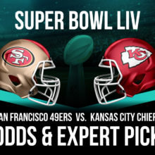 Super Bowl LIV – San Francisco 49ers vs. Kansas City Chiefs Betting Pick