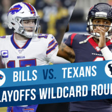 Buffalo Bills Vs. Houston Texans NFL Playoffs Free Expert Betting Picks And Odds
