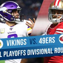 Vikings Vs. 49ers NFL Divisional Playoffs Free Expert Betting Picks And Odds
