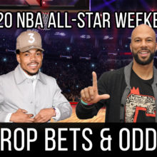 2020 All Star Weekend Prop Bets and Odds