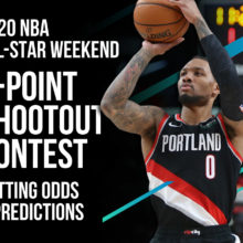 202NBA 3-Point Shootout Contest Betting Odds & Pick