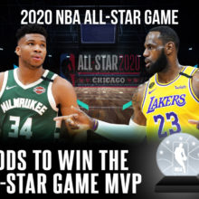 Betting On NBA All-Star Game MVP 2020