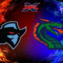 Dallas Renegades Vs. Seattle Dragons XFL Betting Odds Week 3