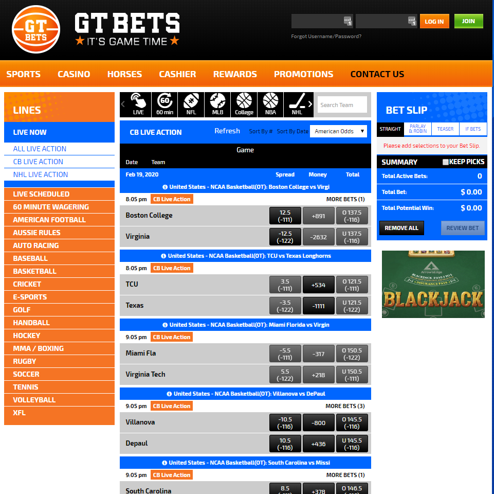 Live betting odds xml all roulette betting systems