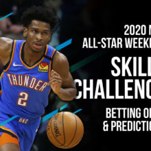 NBA Skills Challenge Betting Odds & Pick
