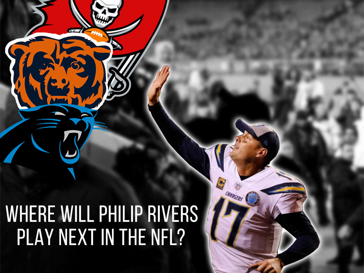 Odds On Philip Rivers New NFL Team