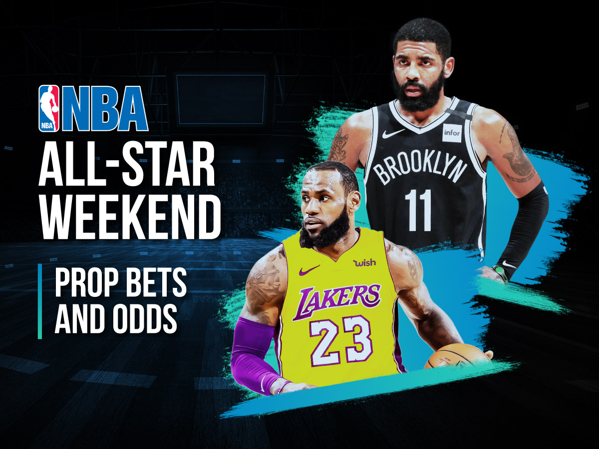 2021 All Star Weekend Prop Bets and Odds
