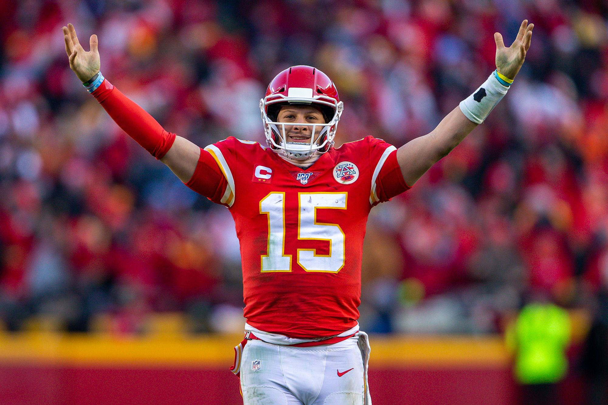 Patrick Mahomes Leads Chiefs To Super Bowl Victory.