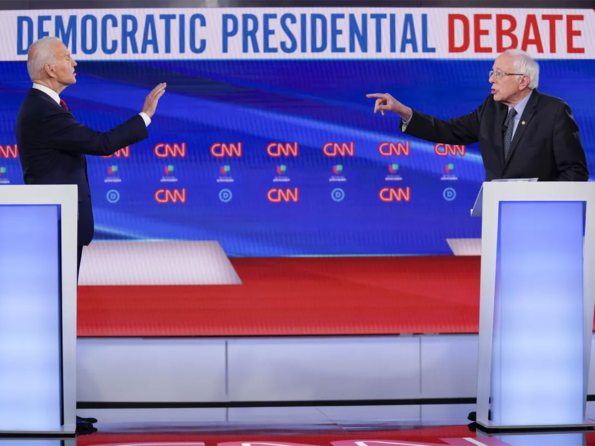 2020 Presidential Elections - Democratic Debates Bets and Odds
