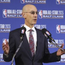 NBA's Silver considering charity game and permanent schedule changes