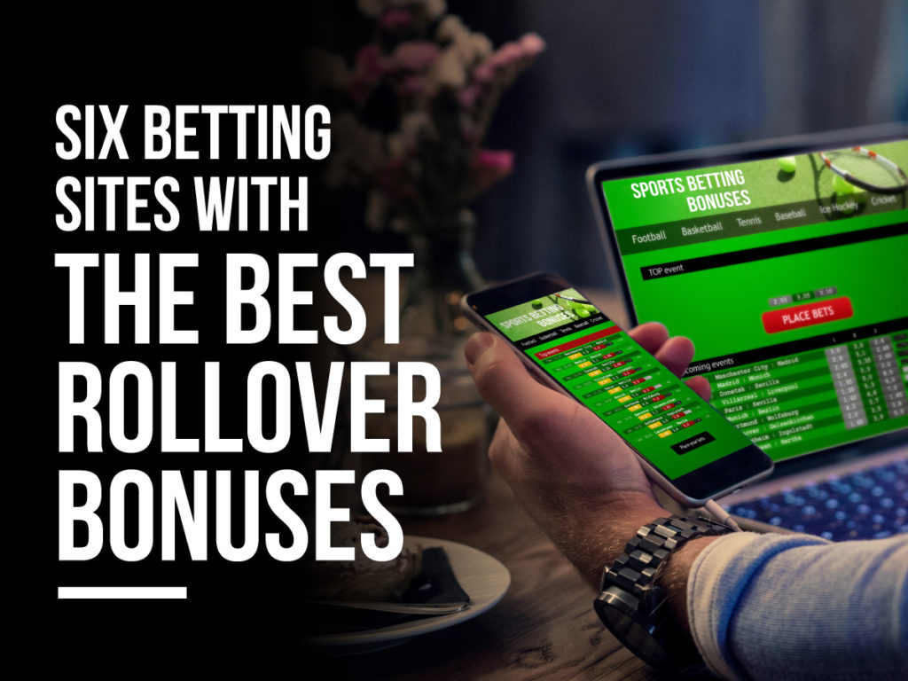 Sports betting rollover amount super high five betting strategies