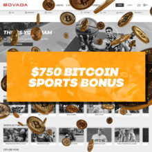 Bigger Bitcoin Bonus At Bovada Sportsbook