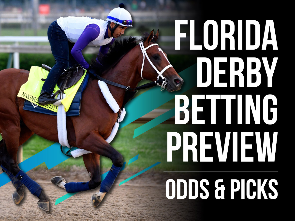 Florida Derby Horse Race bets and odds