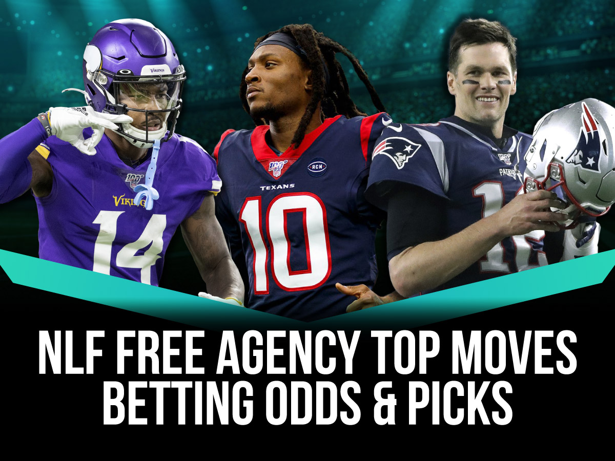 Free nfl betting odds betting trends patriots broncos line