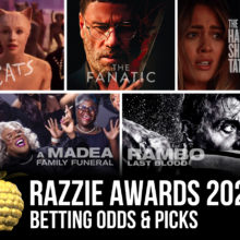 Golden Raspberry Awards Betting Odds & Picks