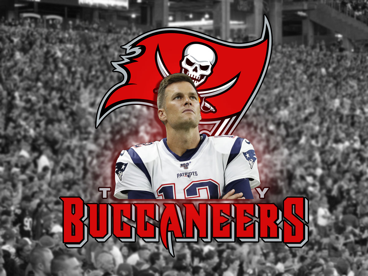 Tom Brady moves to Tampa Bay Buccaneers