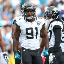 Ngakoue wants out of Jacksonville but team set to use franchise tag