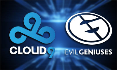 Cloud9 vs Evil Geniuses
