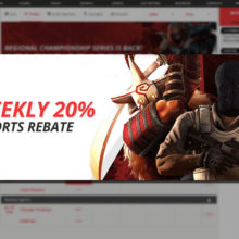 Weekly eSports Betting Rebate at BetOnline and SportsBetting.ag