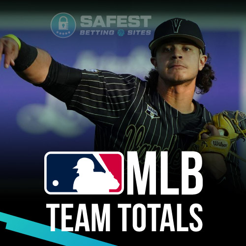 MLB team totals betting