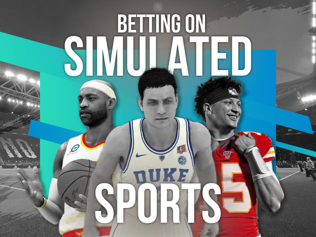 Simulated Sports Betting