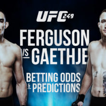 Tony Ferguson Vs. Justin Gaethje Free UFC 249 Betting Odds & Prediction