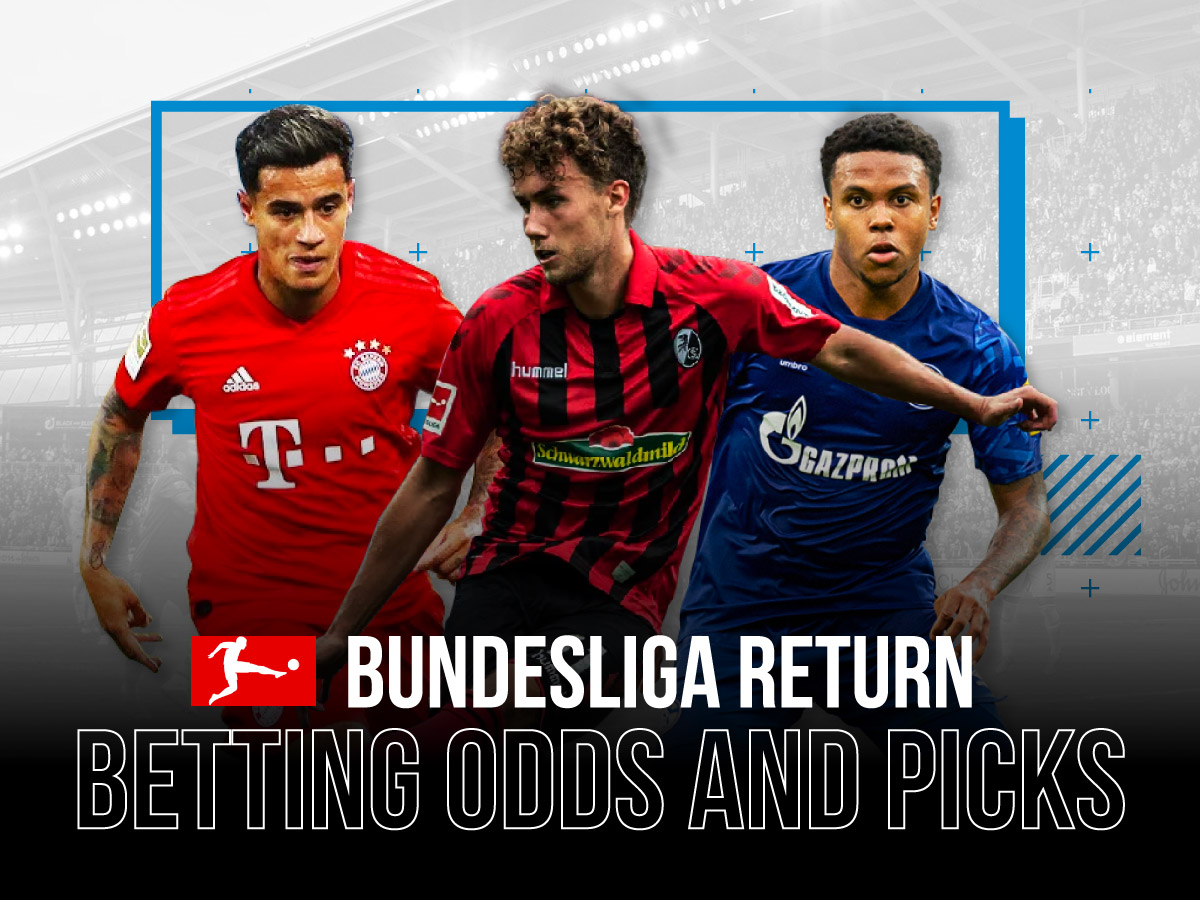 Bet On The Bundesliga Return Betting Odds And Picks