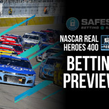 NASCAR Real Heroes 400 Betting Preview With Odds And Tips