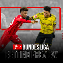 Bundesliga Gameweek 31 Betting Odds, Picks & Top Matchups