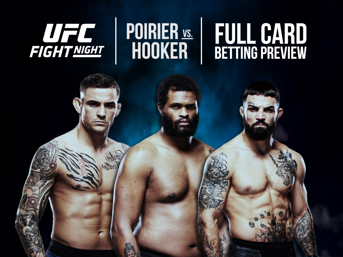 Poirier vs. Hooker Betting Picks