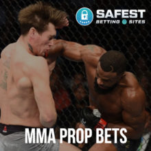 MMA proposition bets
